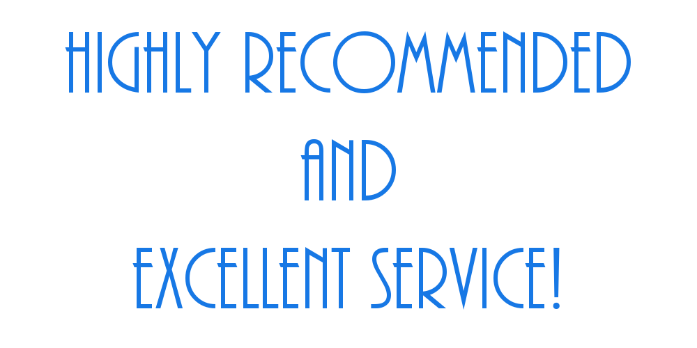Excellent Service